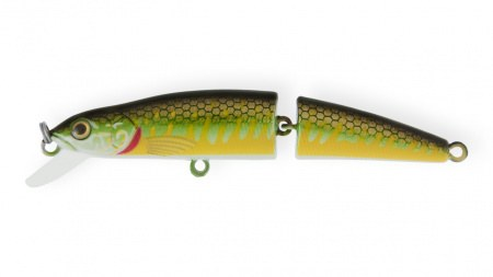Воблер Strike Pro Minnow Jointed SM90 A164F