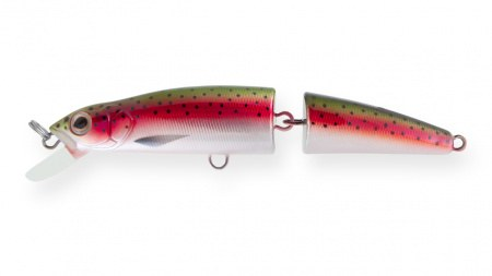 Воблер Strike Pro Minnow Jointed SM70 71